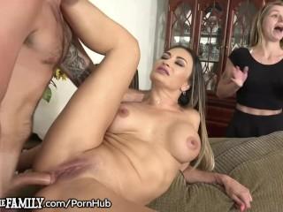 Cougar Catturato cazzone genero! She Is Starving 4 Dick!