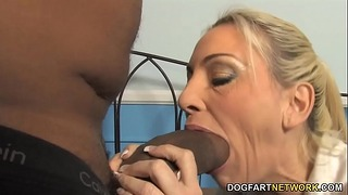 Curvy Mother Cala Craves Gets Pounded By A Bbw Black Dick