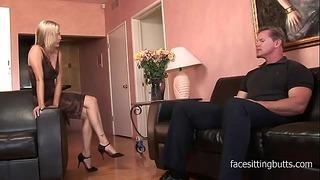 Mamma terapista aiuta il suo paziente a curare la sua dipendenza dal sesso 22 min