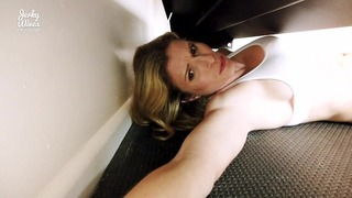 Step Mom was Stuck and Fucked in Her Ass at the Gym – Cory Chase